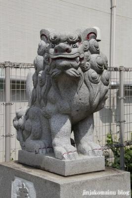 八幡神社(川崎市宮前区宮前平)8