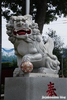 神明社(川崎市宮前区有馬)3