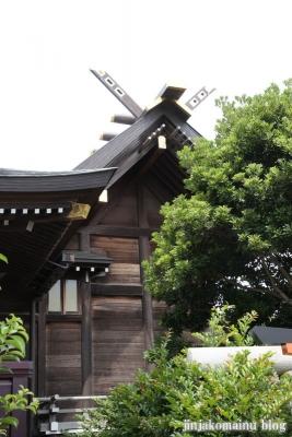 神明社(川崎市宮前区有馬)8