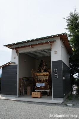 神明社(川崎市宮前区有馬)11