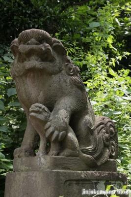 神明社(川崎市宮前区有馬)14