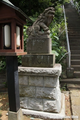 神明社(川崎市宮前区有馬)18