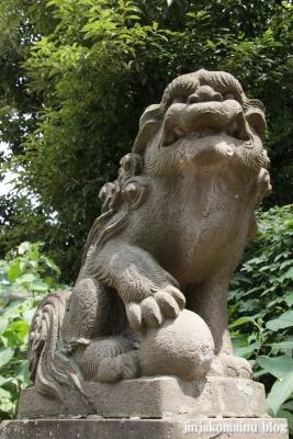 神明社(川崎市宮前区有馬)19