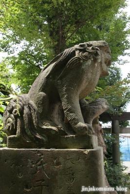 神明社(川崎市宮前区有馬)15