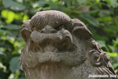 神明社(川崎市宮前区有馬)22