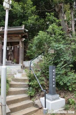 馬絹神社(川崎市宮前区馬絹)18
