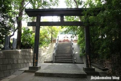 馬絹神社(川崎市宮前区馬絹)6
