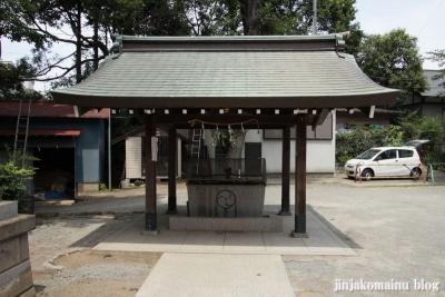 馬絹神社(川崎市宮前区馬絹)9