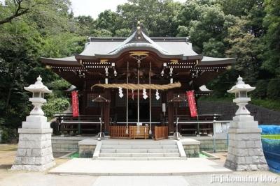 馬絹神社(川崎市宮前区馬絹)11