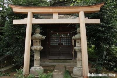 馬絹神社(川崎市宮前区馬絹)15