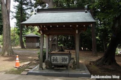 野川神明社(川崎市宮前区野川)5