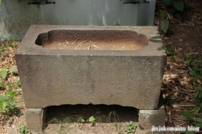 御嶽山神社(川崎市高津区野川)4