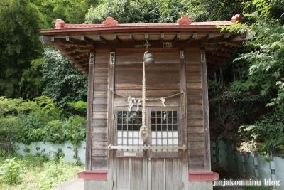御嶽山神社(川崎市高津区野川)5