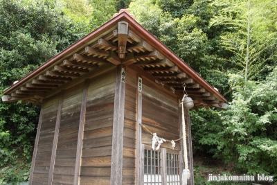 御嶽山神社(川崎市高津区野川)6