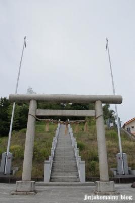 山田神社(横浜市都筑区南山田町)1