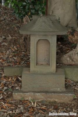 山田神社(横浜市都筑区南山田町)18