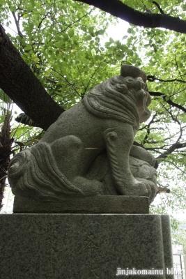 山田神社(横浜市都筑区南山田町)6