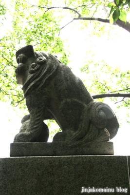 山田神社(横浜市都筑区南山田町)10