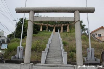 山田神社(横浜市都筑区南山田町)3