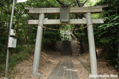 山田神社(横浜市都筑区南山田町)12
