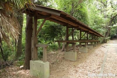 山田神社(横浜市都筑区南山田町)15