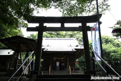山田神社(横浜市都筑区南山田町)21