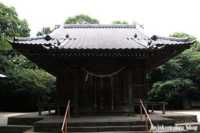 山田神社(横浜市都筑区南山田町)24