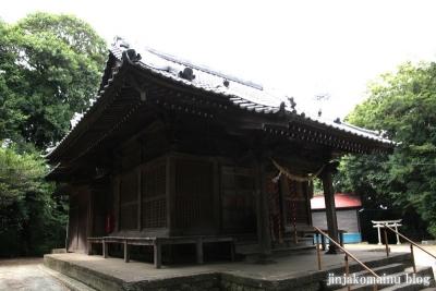 山田神社(横浜市都筑区南山田町)25