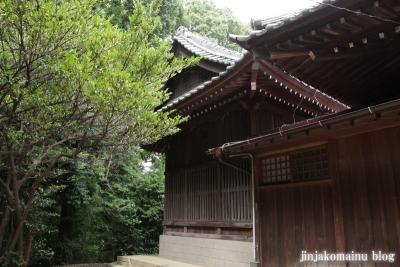 山田神社(横浜市都筑区南山田町)26