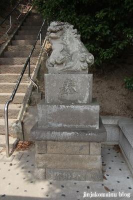 梶ヶ谷神明社(川崎市宮前区梶ヶ谷)11