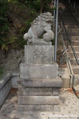 梶ヶ谷神明社(川崎市宮前区梶ヶ谷)16