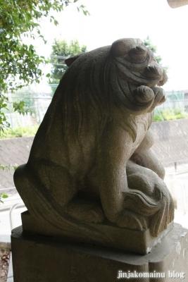 梶ヶ谷神明社(川崎市宮前区梶ヶ谷)13