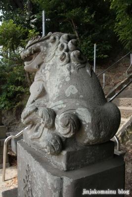 梶ヶ谷神明社(川崎市宮前区梶ヶ谷)14