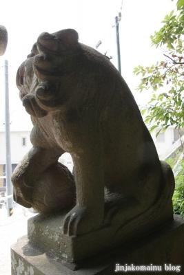 梶ヶ谷神明社(川崎市宮前区梶ヶ谷)18
