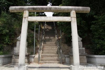 梶ヶ谷神明社(川崎市宮前区梶ヶ谷)3