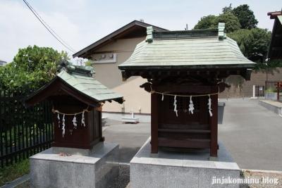 梶ヶ谷神明社(川崎市宮前区梶ヶ谷)10