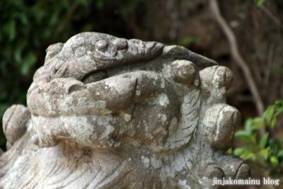 梶ヶ谷神明社(川崎市宮前区梶ヶ谷)22