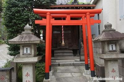繁榮稲荷神社(新宿区岩戸町)2