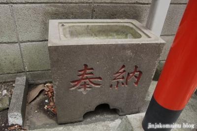 繁榮稲荷神社(新宿区岩戸町)3