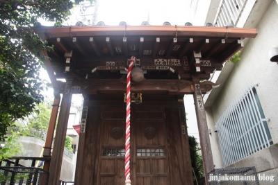 繁榮稲荷神社(新宿区岩戸町)7