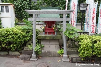 稲荷神社(新宿区横寺町)2