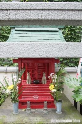 稲荷神社(新宿区横寺町)3