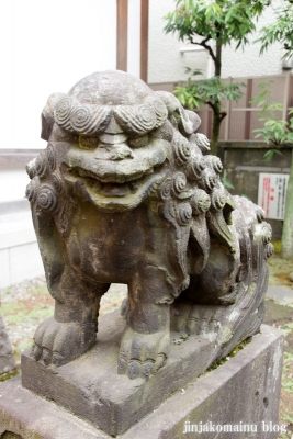 矢来町秋葉神社(新宿区矢来町)13