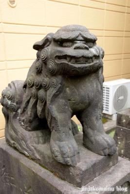 矢来町秋葉神社(新宿区矢来町)17