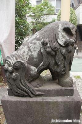 矢来町秋葉神社(新宿区矢来町)14