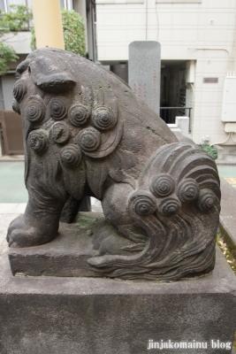 矢来町秋葉神社(新宿区矢来町)18