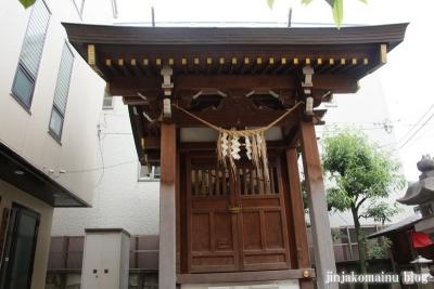 矢来町秋葉神社(新宿区矢来町)7