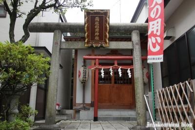 両社稲荷神社(新宿区榎町)2