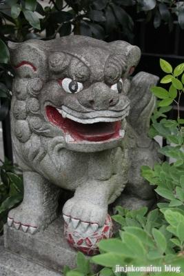 元赤城神社(新宿区早稲田鶴巻町)5