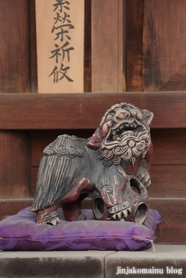 元赤城神社(新宿区早稲田鶴巻町)9